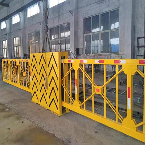 案例工程-鐵路道口欄門