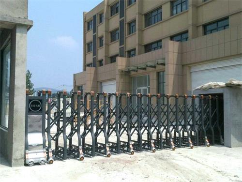 案例工程-電動伸縮門