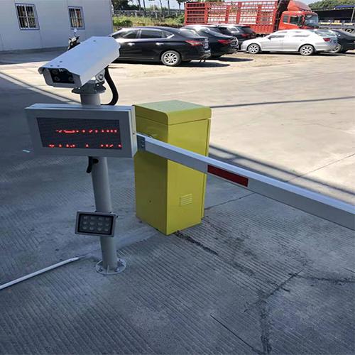 車牌識別安裝